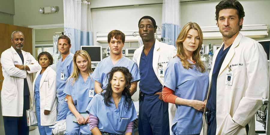 سریال Grey's Anatomy (آناتومی گری)