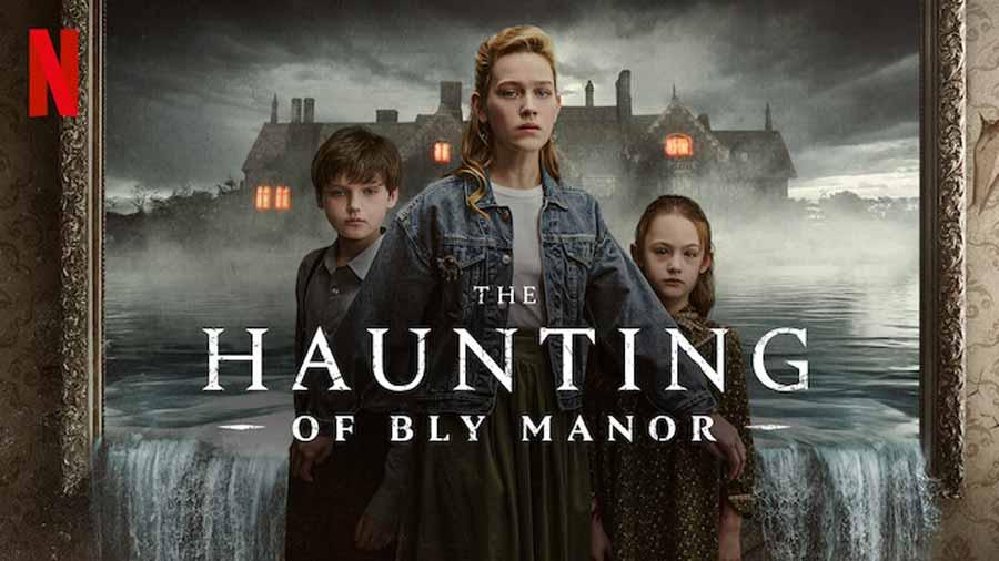 مینی سریال The Haunting of Bly Manor (تسخیر عمارت بلای)