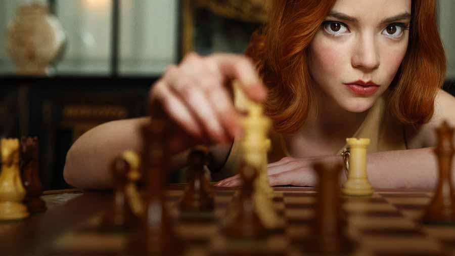 مینی سریال The Queen's Gambit (ملکه شطرنج)