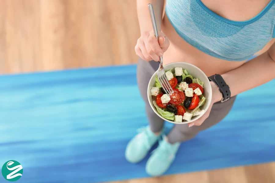برای کاهش وزن چقدر کالری مصرف کنیم