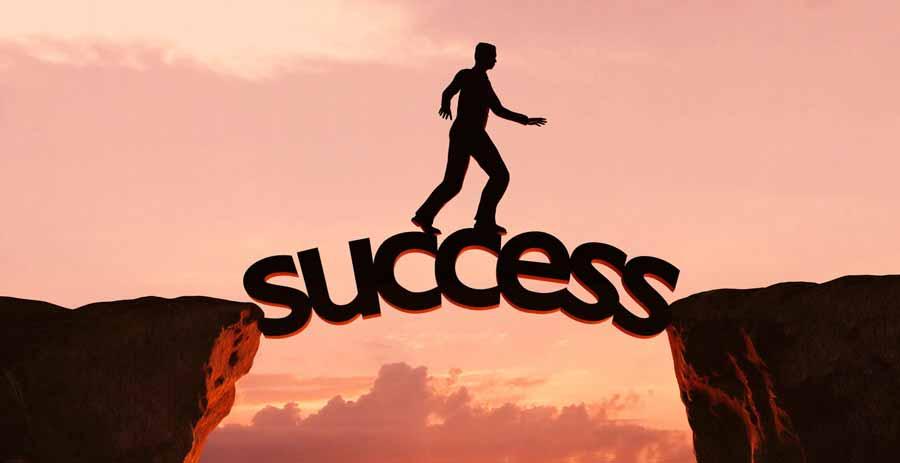 چگونه در زندگی به موفقیت برسیم؟