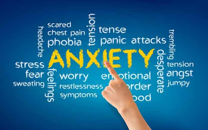 تشخیص و درمان اضطراب
