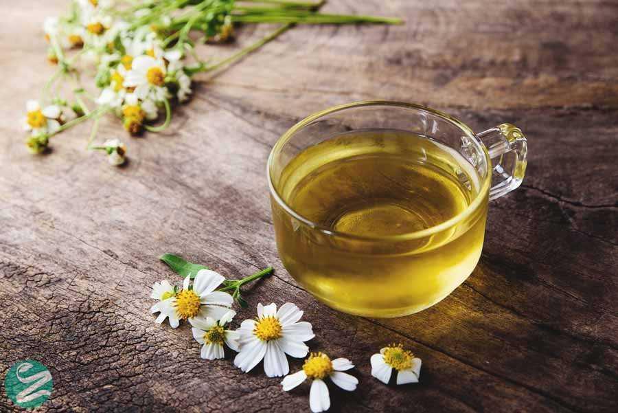 چای بابونه برای لاغری