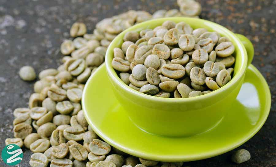 لاغر شدن سریع با قهوه سبز