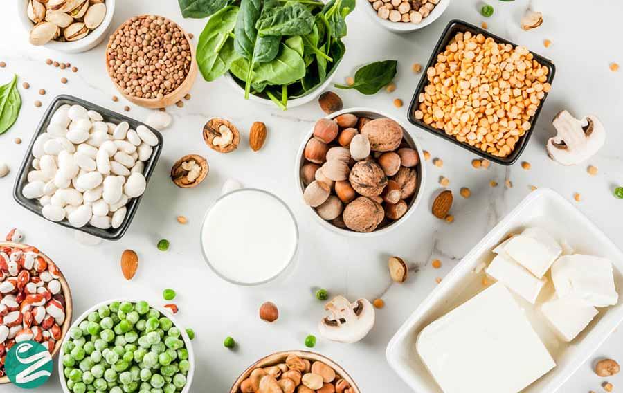 لاغر شدن سریع با مصرف پروتئین