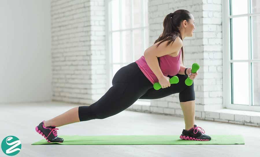 کاهش وزن با تمرین اینتروال
