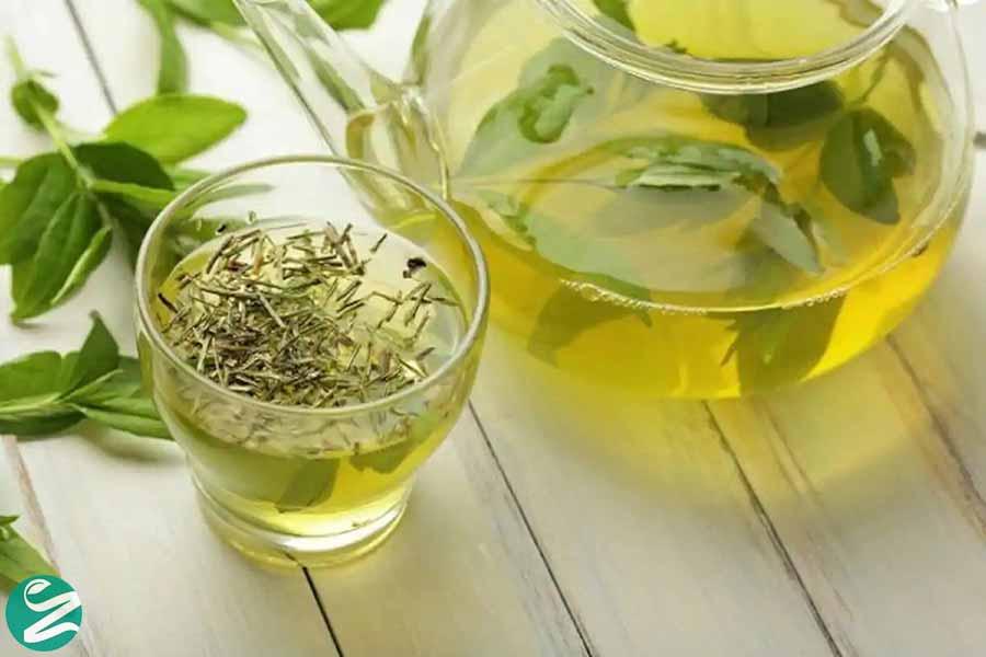 لاغر شدن سریع با چای سبز
