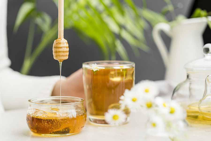 استفاده از عسل برای پوست