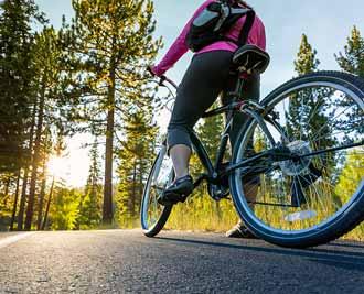 تاثیرات شگرف دوچرخه سواری بر سلامت انسان