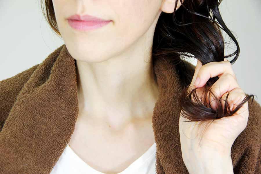 کراتین موی طبیعی