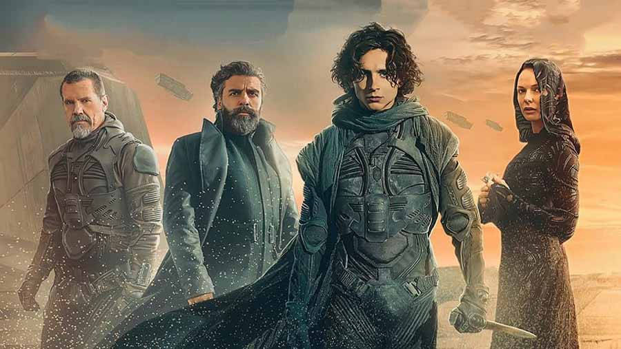 فیلم Dune (تلماسه)