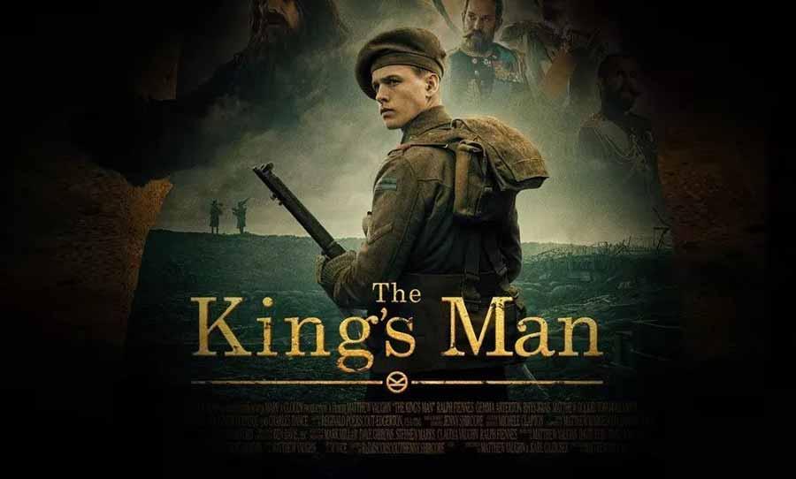 فیلم The King's Man (مرد شاه)