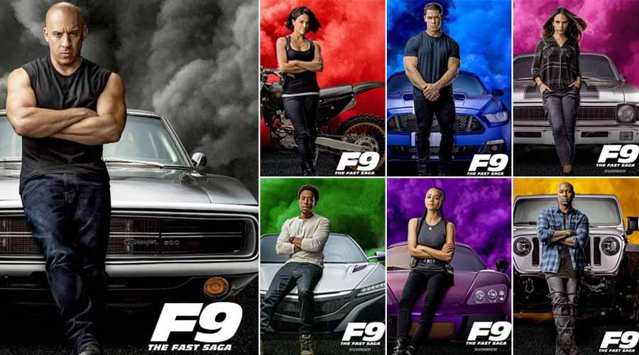 فیلم F9 (سریع و خشن 9)