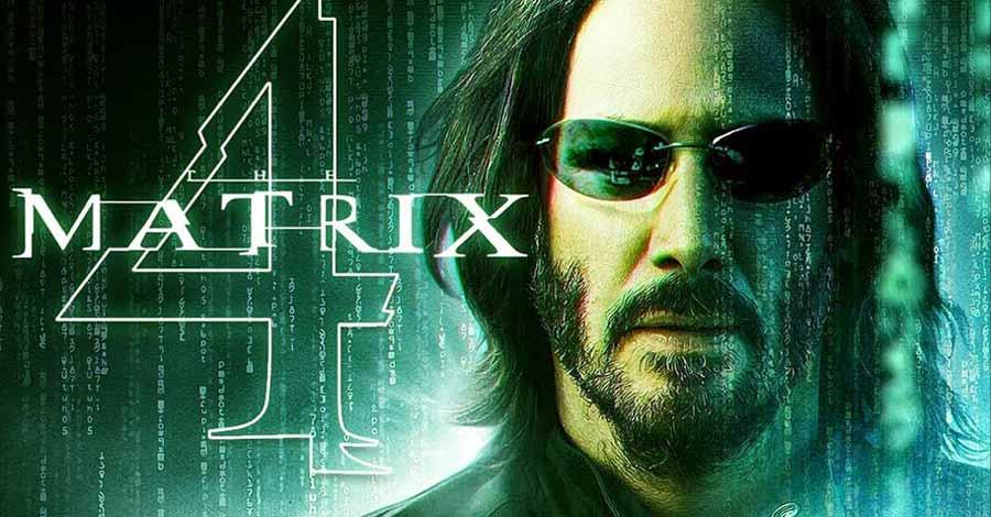 فیلم The Matrix 4 (ماتریکس ۴)