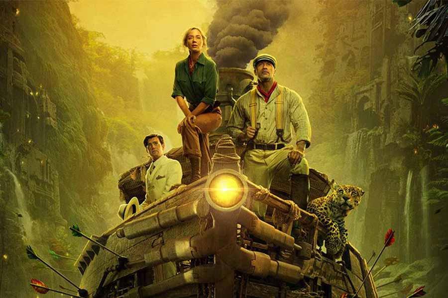 فیلم Jungle Cruise (گشتوگذار در جنگل)