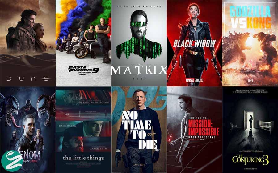 معرفی بهترین فیلم های 2021 + تریلر