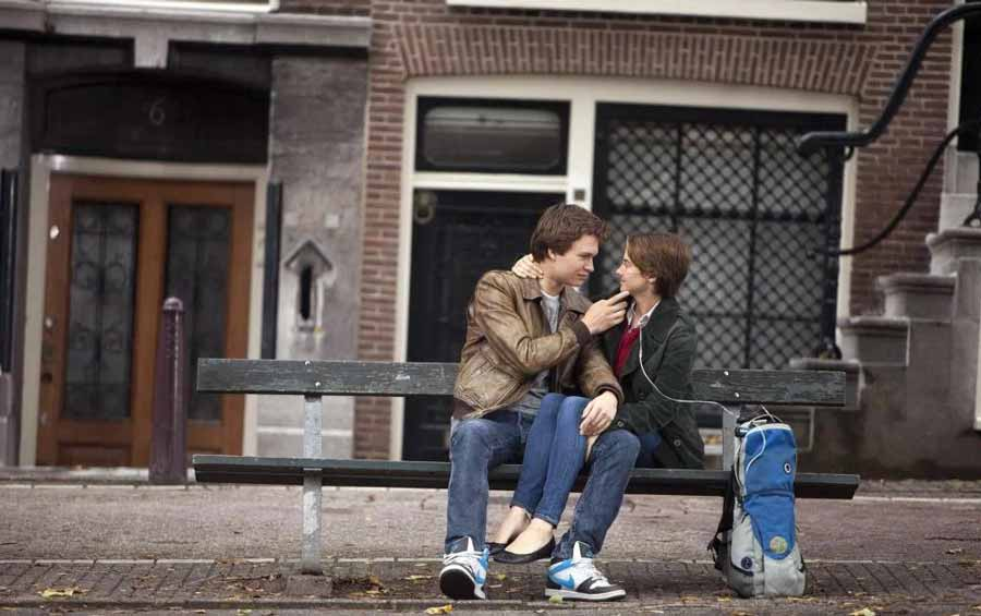فیلم The Fault in Our Stars (بخت پریشان)