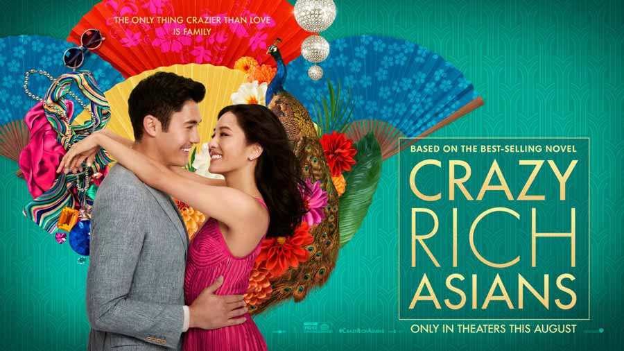 فیلم Crazy Rich Asians (آسیاییهای خرپول)