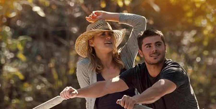 فیلم The Lucky One (خوش‌شانس)