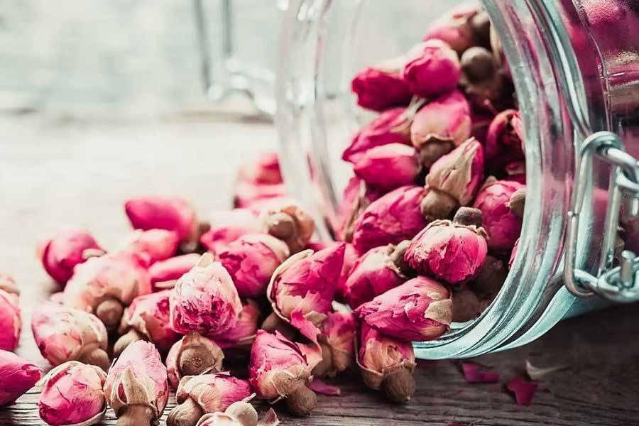 دمنوش گل محمدی، آتسز فمیلی