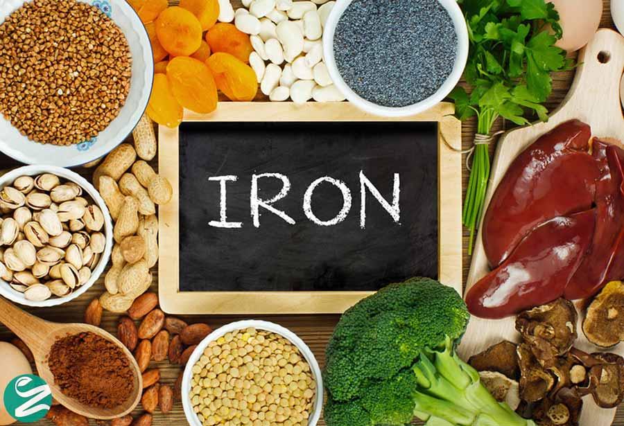 برای جبران کمبود آهن چه بخوریم؟ لیست غذاهای سرشار از آهن