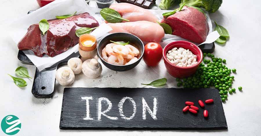 منابع آهن