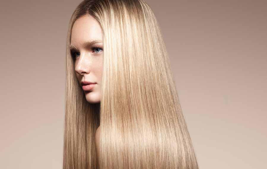 استفاده از کراتینه مو