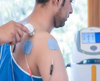 استفاده از الکتروتراپی در درمان های فیزیوتراپی