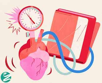 13 تاثیر منفی فشار خون بالا بر سلامت بدن