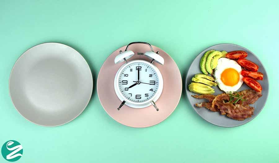 رژیم فستینگ برای کاهش وزن