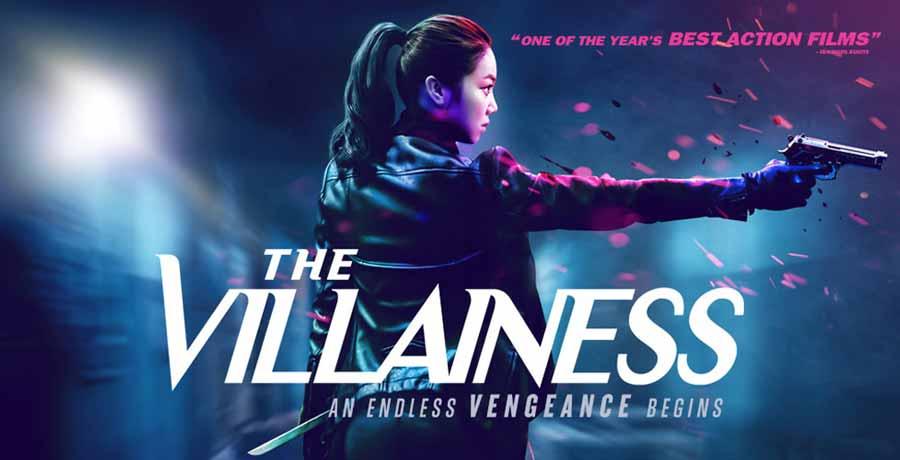 فیلم The Villainess (دختر شرور)