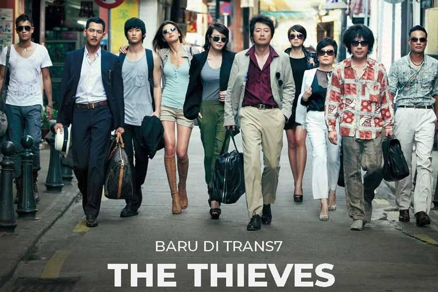 فیلم The Thieves (سارقین)