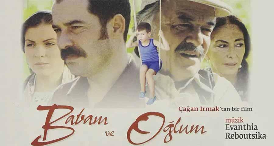 فیلم ترکی پدرم و پسرم