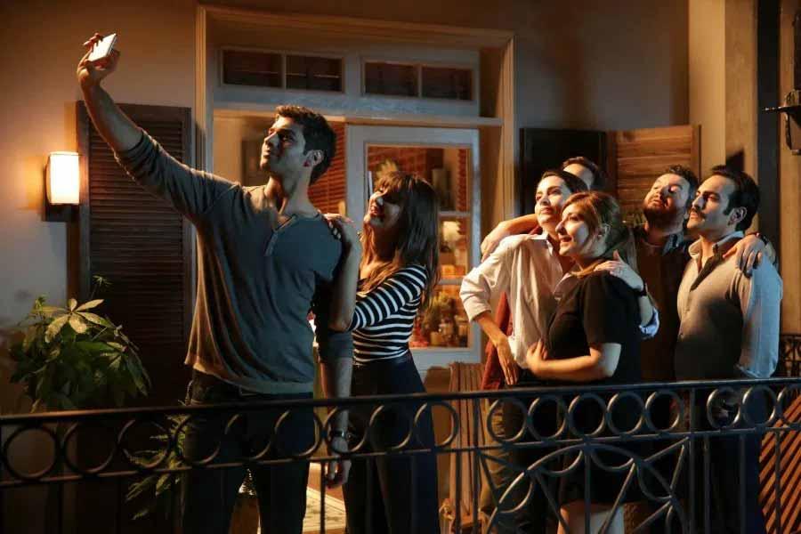 فیلم ترکی غریبه در جیب من