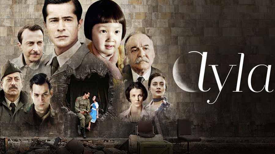 فیلم ترکی آیلا دختر جنگ