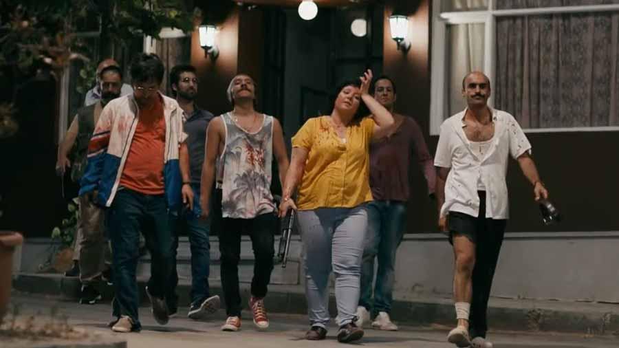 فیلم ترکی دنیای مرگ