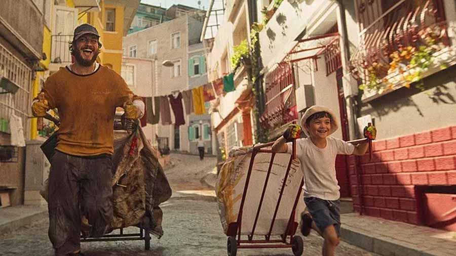فیلم ترکی زندگی کاغذی
