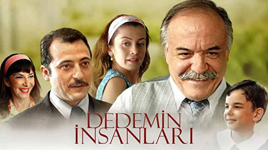 فیلم ترکی خویشاوندان پدربزرگم