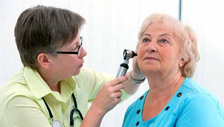 تشخیص مشکلات شنوایی در پیری
