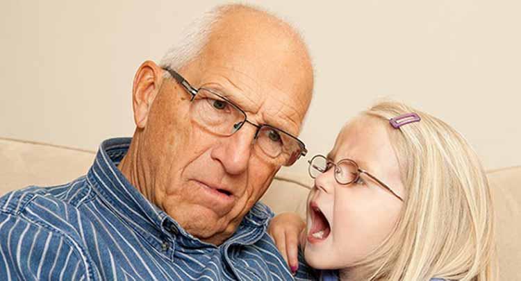 کاهش مشکلات شنوایی در پیری