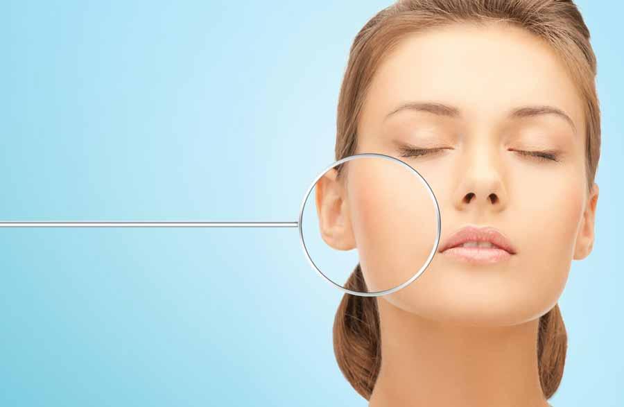 تشخیص پوست مختلط