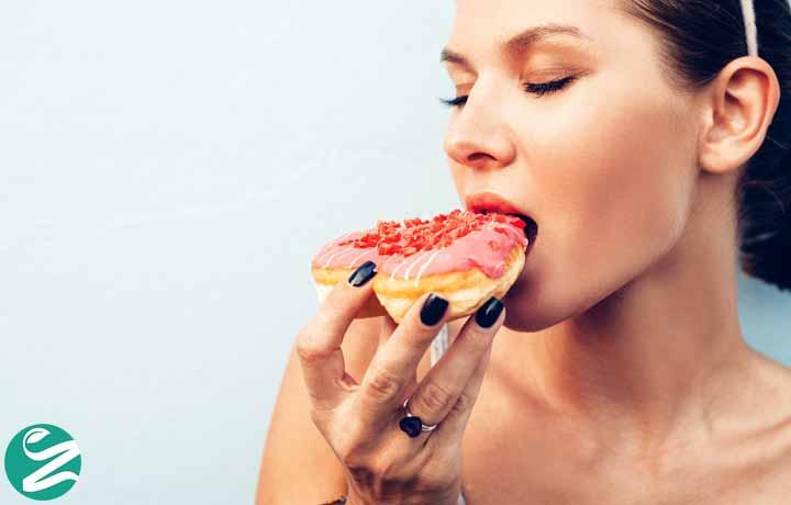 13 غذای مضر برای پوست صورت