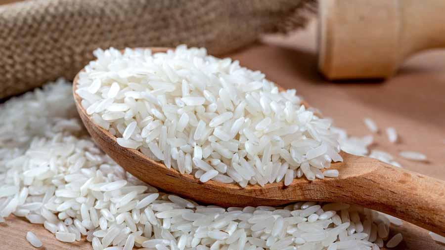 برنج برای پوست ضرر دارد