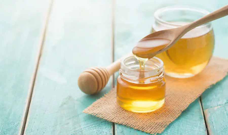عسل برای از بین بردن عفونت پوست