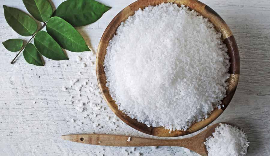 نمک اپسوم برای درمان سریع عفونت