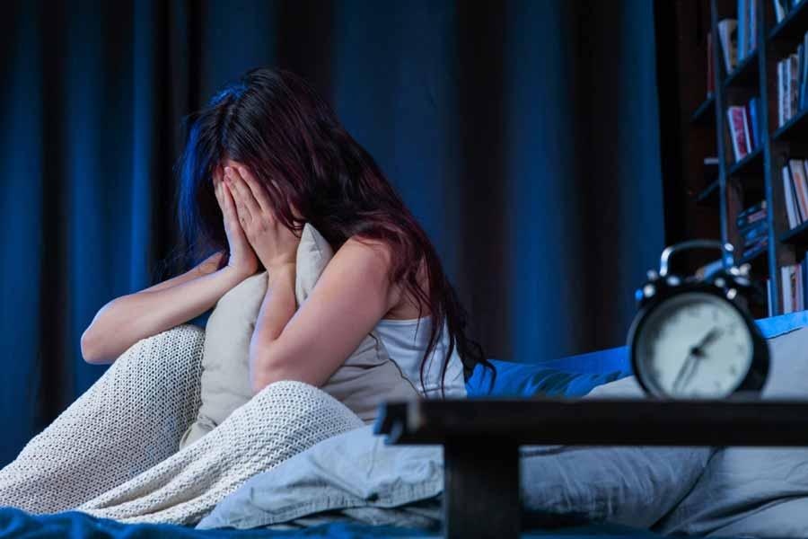 عوارض کمبود خواب