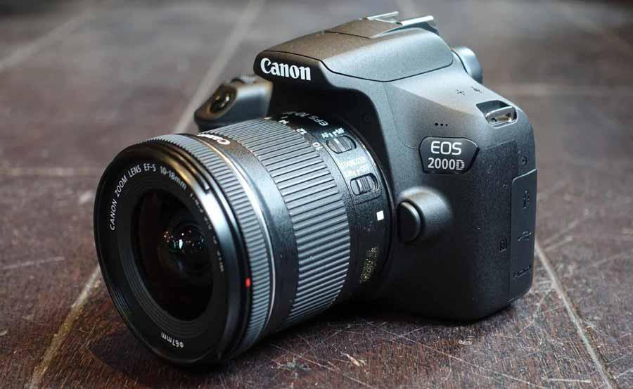 دوربین 2000d