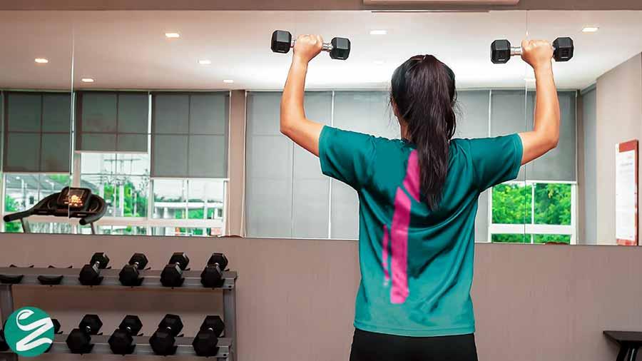 ورزش مناسب برای افزایش وزن