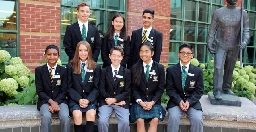 لباس فرم مدرسه ای در کانادا
