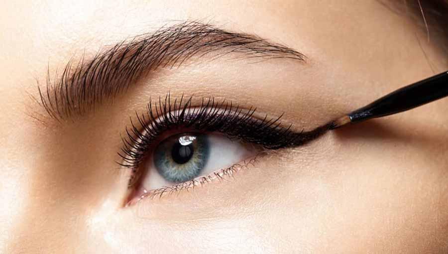 چگونه چشم و ابرو خود را متناسب با هم آرایش کنیم؟